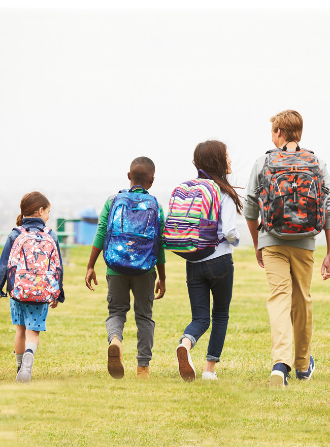 Lands' End Hosts Backpack Day Just Before Kids Head Back to Class, Offering 50 Percent Off Backpacks and Free Shipping