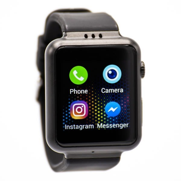 The latest in smart watch technology.  As the smallest cell phone on the market today, the X1 Watch packs a powerful punch.