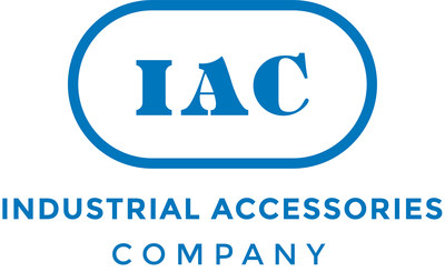 IAC Corporate Logo (PRNewsfoto/Industrial Accessories Company)