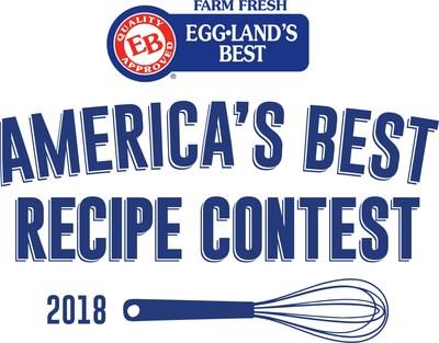 Eggland's Best 2018 'America's Best Recipe' Contest Logo