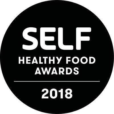 SELF Healthy Food Awards 2018 Seal