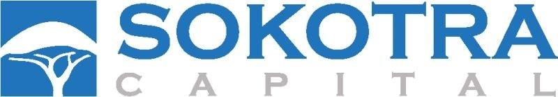 SOKOTRA Capital Logo (PRNewsfoto/SOKOTRA Capital Ltd.)