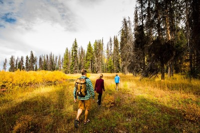 Your trail to autumn adventure is waiting in Montana