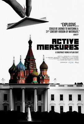 Active Measures Key Art