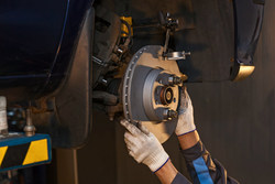 Customers in Collins can get Chevrolet Certified Service on new brake pad installation at Sullivan Motors.