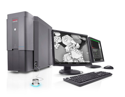 The Thermo Scientific Phenom Pharos desktop SEM
