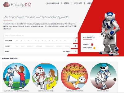 Engage!K12 by RobotLAB