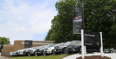 Mercedes-Benz of Goldens Bridge is the newest dealership of Celebrity Motor Car Company.