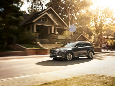 2019 Mazda CX-9 Introduces New Features and Refinements
