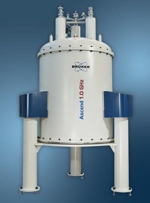 Bruker 1.0 GHz NMR magnet