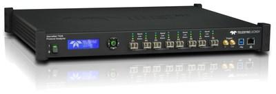 Teledyne LeCroy's SierraNet T328 Protocol Analyzer Now Supports PAM4 50G-400G Ethernet