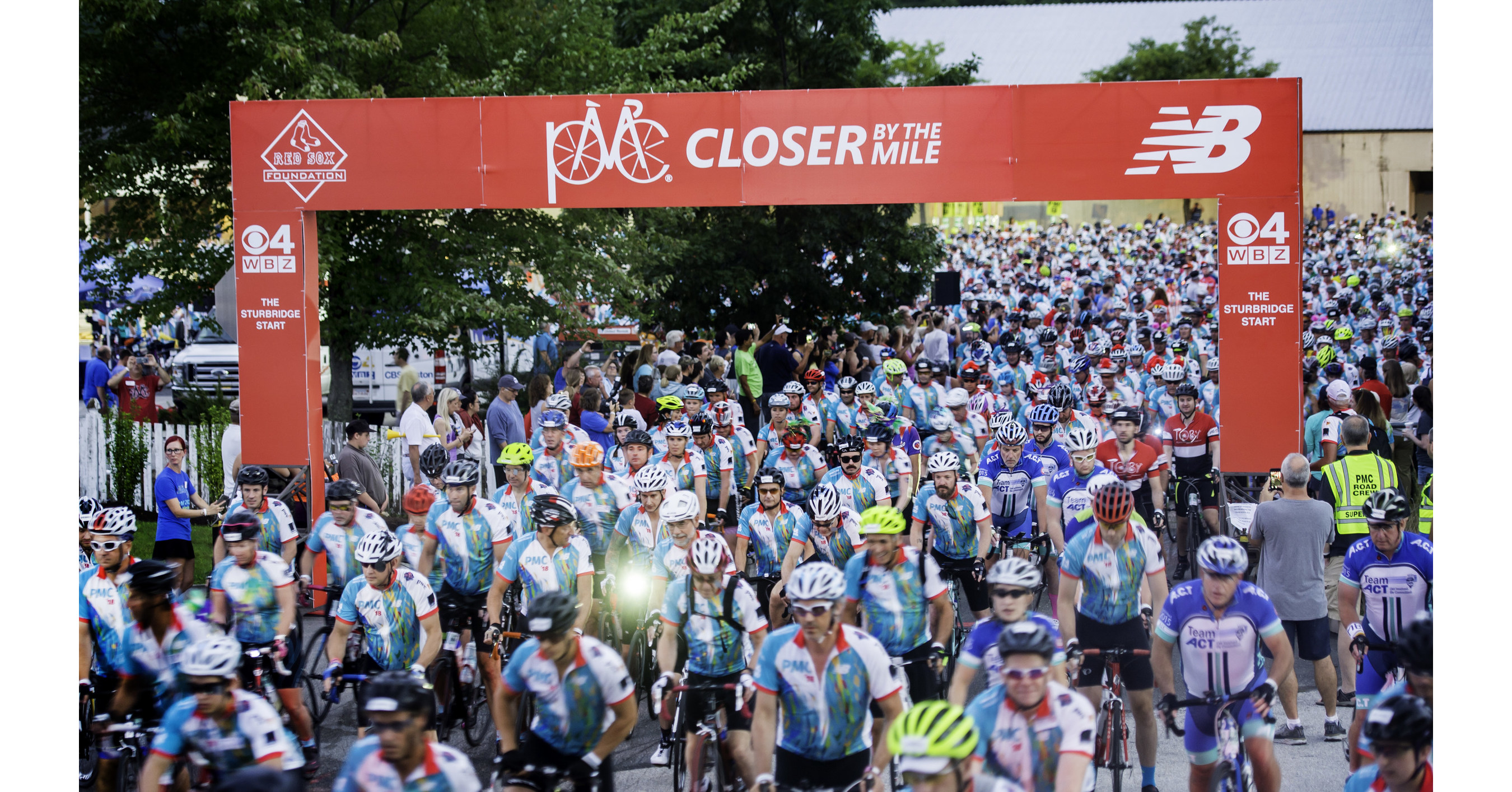 More than 6,300 Pan-Mass Challenge Cyclists Hit the Road to Raise Record Breaking $52 Million During 2018 Ride