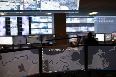 CommandCentral Aware will bring the power of Avigilon advanced video and AI-based analytics to first responders. (CNW Group/Avigilon Corporation)