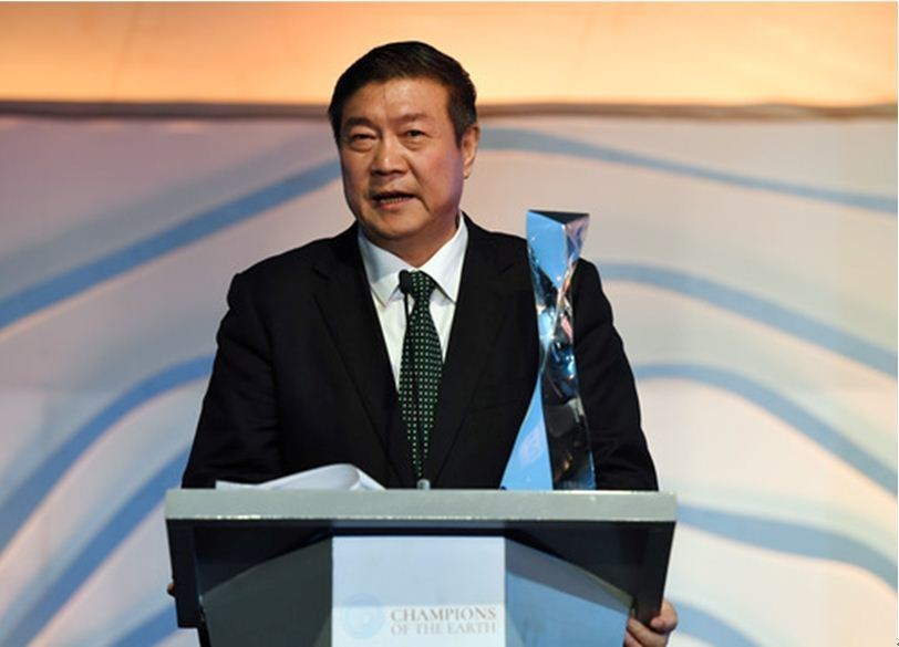 Wang wenbiao, Chairman of Elion Resources Group