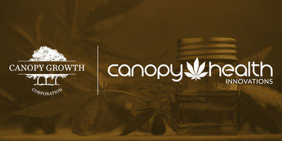 Canopy Growth Strengthens Commitment to Cannabis-Based Medicines Through Completion of Canopy Health Innovations Acquisition (CNW Group/Canopy Growth Corporation)