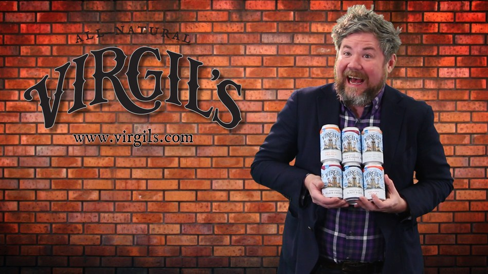 """Jeopardy Champ, Austin Rogers is the new """"Virgil's Genius""""."""