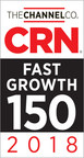 EVOTEK Named to 2018 CRN Fast Growth 150 List for the 2nd Year in a Row
