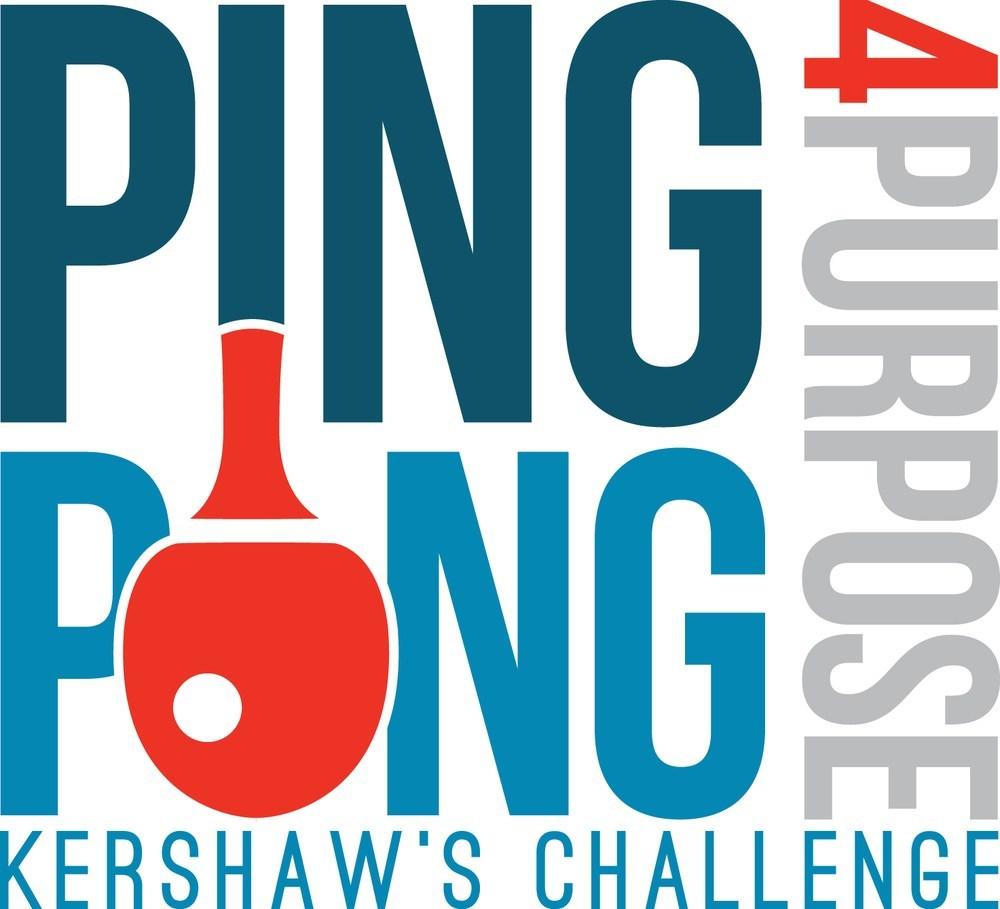Kershaw's Challenge-PingPong4Purpose