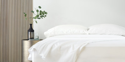 The Saatva Company, America's largest online luxury mattress company, announces the launch of Saatva Dreams, a new line of premium bedding.  Saatva Dreams furthers Saatva's luxury sleep experience with 100% organic Lofton cotton sheets and the Saatva Pillow.
