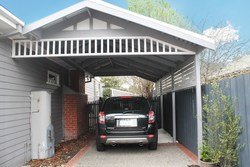 Why You Should Park Your Car Under A Carport!