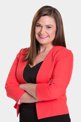 The nation's largest federal employee union, the American Federation of Government Employees, has endorsed Abby Finkenauer of Iowa for the U.S. House of Representatives for Iowa's 1st District. (PRNewsfoto/AFGE)