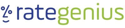 rateGenius Logo (PRNewsfoto/rateGenius)