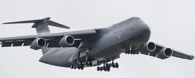 Lockheed Martin (NYSE: LMT) Aeronautics Company delivered the 52nd and final C-5M Super Galaxy strategic transport modernized under the U.S. Air Force's Reliability Enhancement and Re-engining Program (RERP) on Aug. 2, 2018 at the company's Marietta, Georgia, facility. The RERP upgrade will extend the service life of the C-5 fleet out until the 2040s. Lockheed Martin photograph by Todd R. McQueen.
