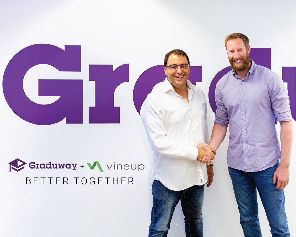 Graduway and VineUp - Better Together