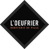 Logo: L'Oeufrier (CNW Group/L'Oeufrier)