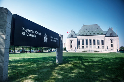 Supreme Court of Canada (CNW Group/North American Capital)