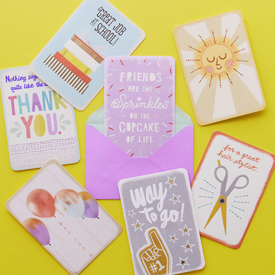 Hallmark's Free Card Friday Helps More Than 1 Million People Connect Across The Nation