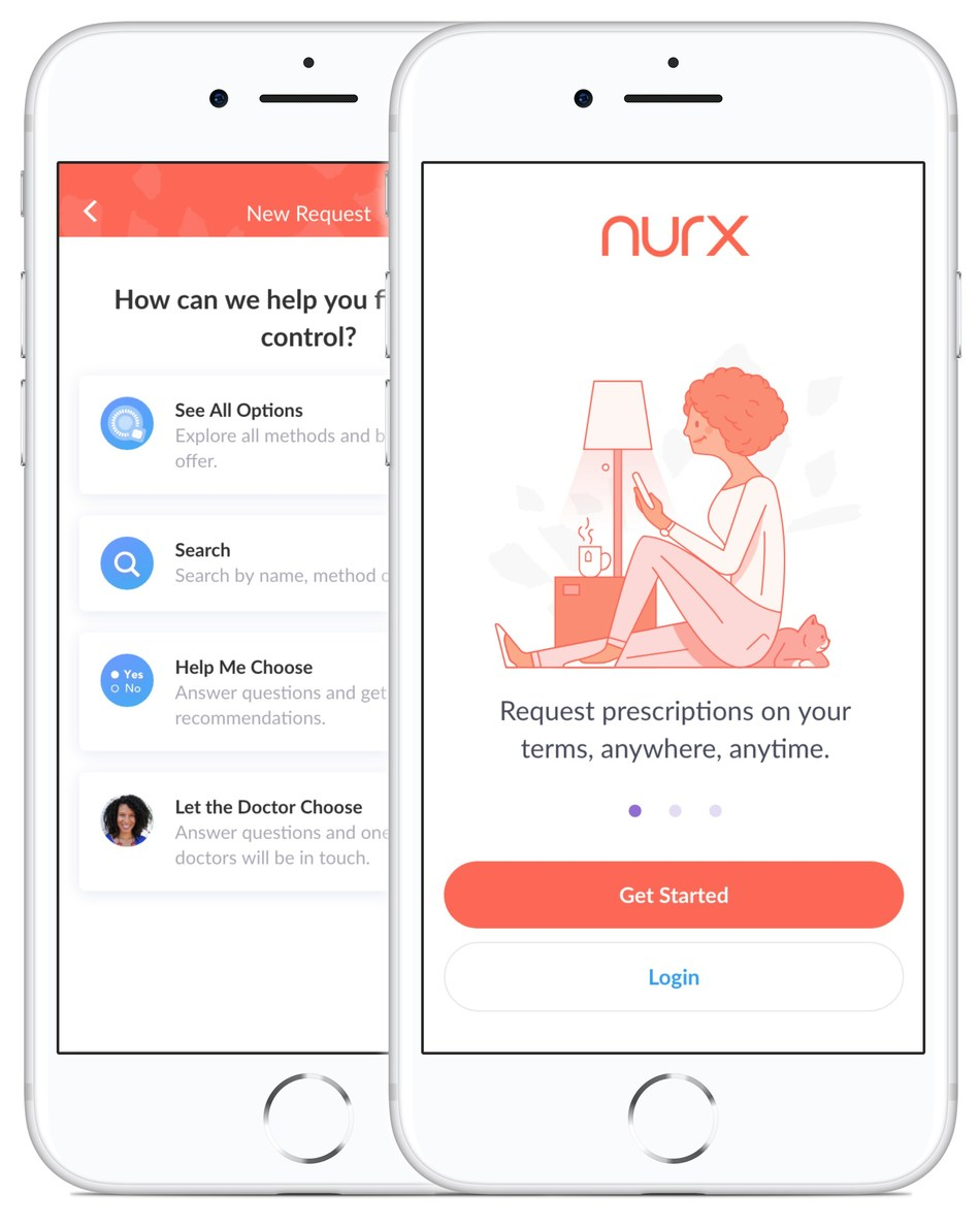 Nurx App