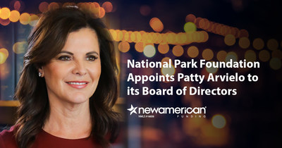 Patty Arvielo - National Park Foundation