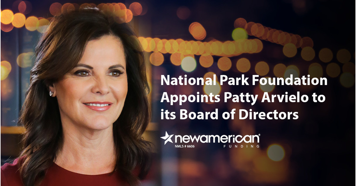 Patty Arvielo Appointed to the National Park Foundation Board of Directors