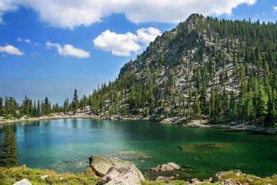 The Pacific Crest Trail stretches 2,650 miles across California, Oregon and Washington.