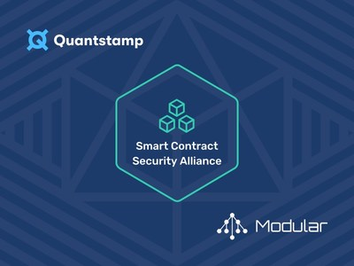 Quantstamp and Modular Inc. Kick Off Smart Contract Security Alliance to Bring Security Standards to the Blockchain Industry