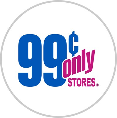 99 Cents Only Stores Logo (PRNewsfoto/99 Cents Only Stores)