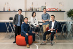 (From left to right) David Liu, Chief Product Officer; Bernie Xiong, Chief Technology Officer and Co-Founder; Anita Ngai, Chief Revenue Officer; Eric Gnock Fah, Chief Operating Officer and Co-Founder; Ethan Lin, Chief Executive Officer and Co-Founder (PRNewsfoto/Klook)