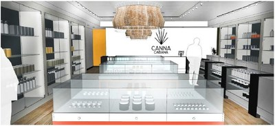 Canna Cabana - Concept Design 3 (CNW Group/High Tide Ventures Inc.)