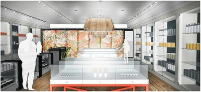 Canna Cabana - Concept Design 2 (CNW Group/High Tide Ventures Inc.)