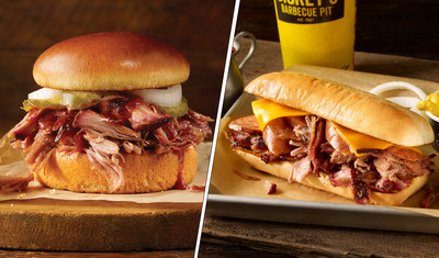 Dickey's offers $3 Pulled Pork Sandwiches and $6 Westerners throughout the month of August.