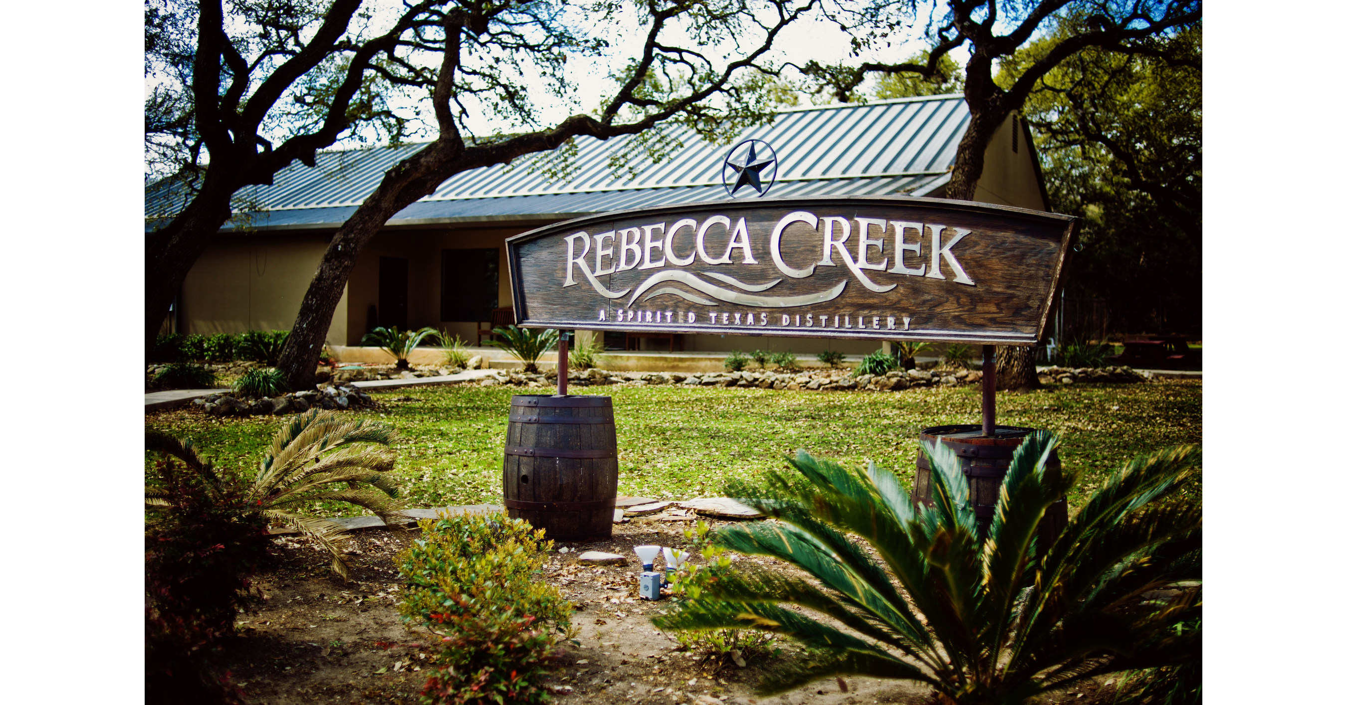 Rebecca Creek Distillery Teams With ClubCorp To Offer Members Exclusive Distillery Experience