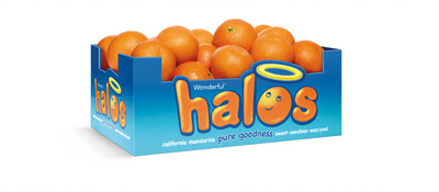 WONDERFUL® HALOS® IS AMERICA'S NO. 1 MOST-LOVED HEALTHY SNACK BRAND (Photo courtesy of Wonderful Halos)
