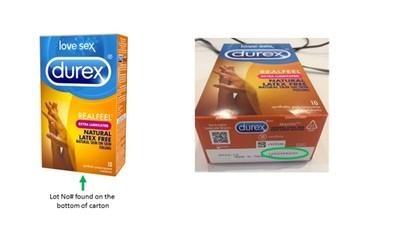 Durex Real Feel® (CNW Group/Reckitt Benckiser (Canada) Inc.)