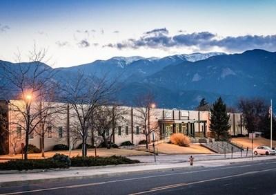 Chidlaw Building, Colorado Springs, CO