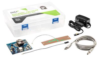 Digi® XBee3™ Cellular LTE-M Development Kit