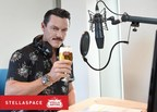 """Stella Artois Invites You to Gather Friends, Grab a Stella Artois and Tune Into """"STELLASPACE"""" - An Audio Guide to Mastering the Art of Beer Sipping Narrated by Actor Luke Evans"""