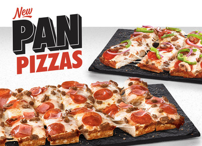 NEW Endless Meat Eater and Supreme PAN Pizzas!