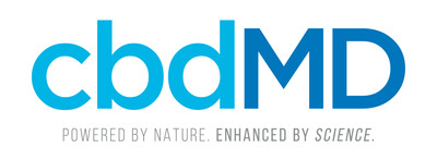 cbdMD: powered by nature, enhanced by science