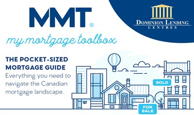 Dominion Lending Centres launches new app My Mortgage Toolbox (CNW Group/Dominion Lending Centres)